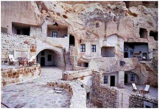 Ξενοδοχείο σε σπηλιά (5)