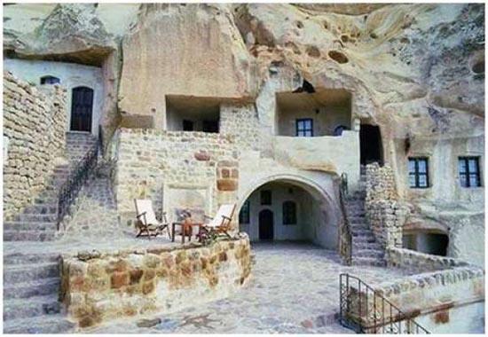 Ξενοδοχείο σε σπηλιά (8)