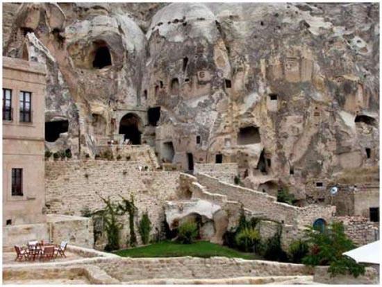Ξενοδοχείο σε σπηλιά (14)
