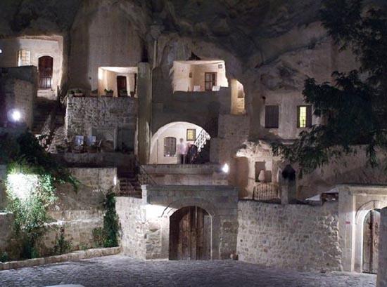 Ξενοδοχείο σε σπηλιά (15)