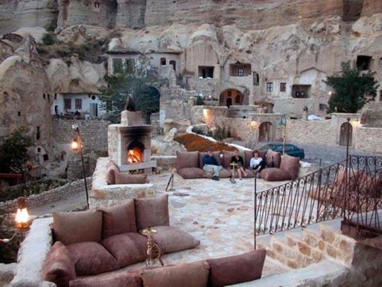 Ξενοδοχείο σε σπηλιά (16)