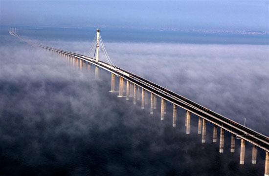 Μεγαλύτερη γέφυρα του κόσμου