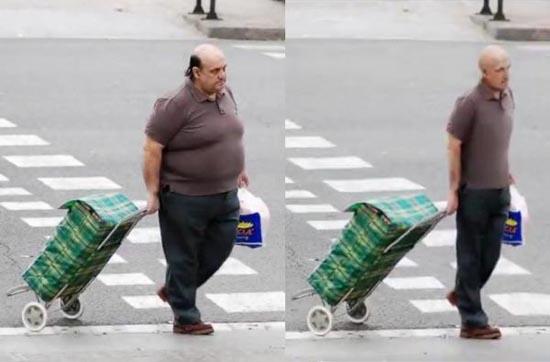 Τα εκπληκτικά αποτελέσματα της δίαιτας... Photoshop (2)