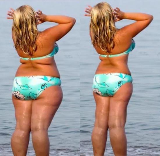 Τα εκπληκτικά αποτελέσματα της δίαιτας... Photoshop (5)