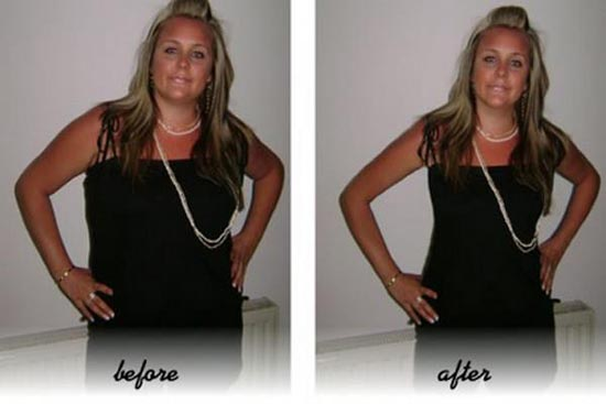 Τα εκπληκτικά αποτελέσματα της δίαιτας... Photoshop (14)