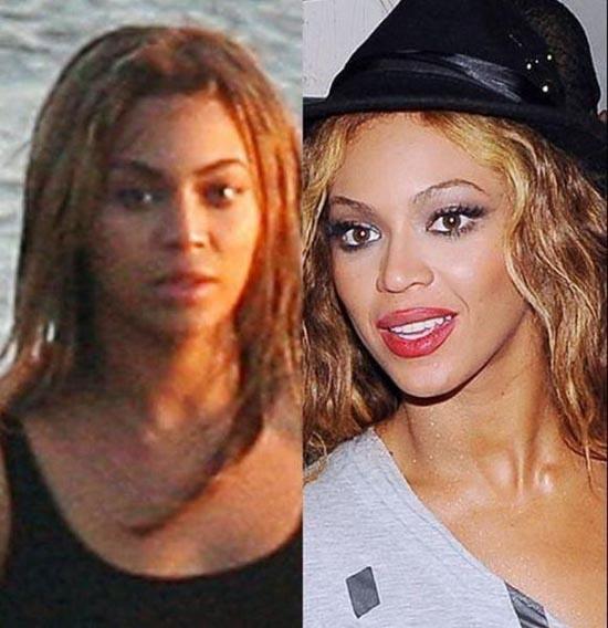 Celebrities χωρίς make up (18)
