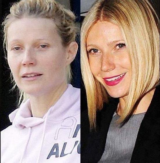 Celebrities χωρίς make up (20)