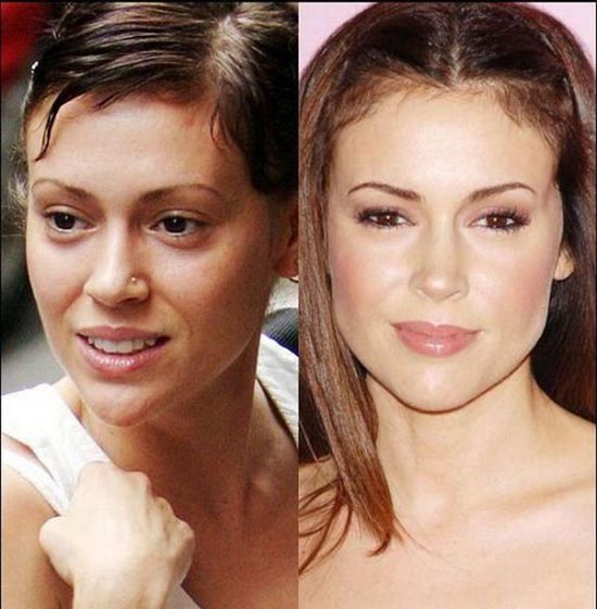 Celebrities χωρίς make up (27)