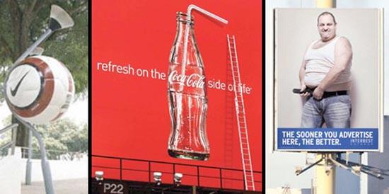 Εντυπωσιακές διαφημίσεις (1)