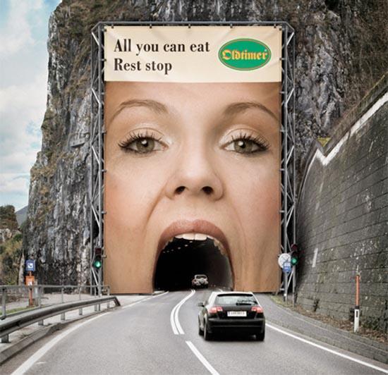 Εντυπωσιακές διαφημίσεις (10)
