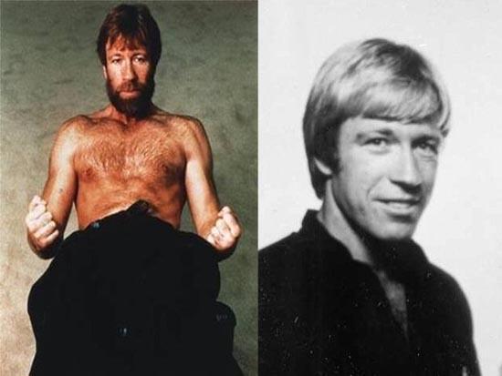 Διάσημοι χωρίς την χαρακτηριστική τους γενειάδα / μουστάκι (14)
