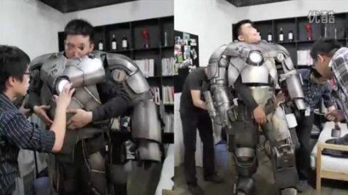 Πήγε στη δουλειά με αυτοσχέδια στολή Iron Man (12)