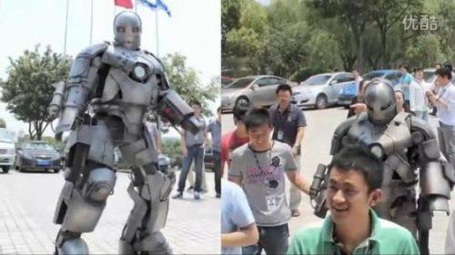 Πήγε στη δουλειά με αυτοσχέδια στολή Iron Man (14)