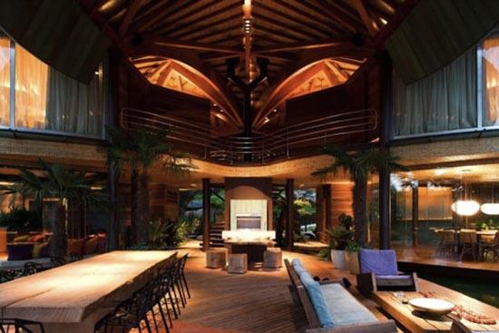 Εντυπωσιακό σπίτι - φύλλο στη Βραζιλία (3)