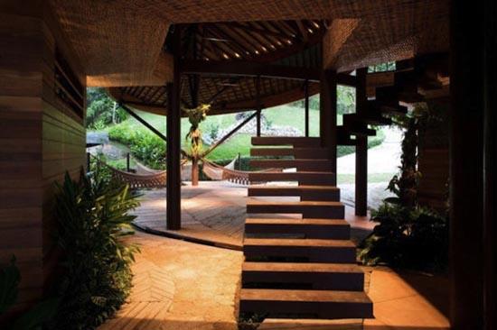 Εντυπωσιακό σπίτι - φύλλο στη Βραζιλία (4)