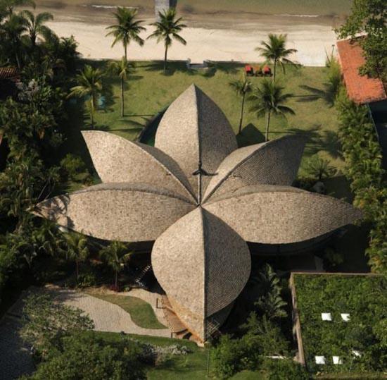 Εντυπωσιακό σπίτι - φύλλο στη Βραζιλία (11)