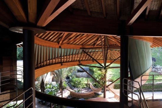 Εντυπωσιακό σπίτι - φύλλο στη Βραζιλία (13)
