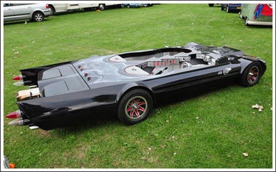 Flatmobile: Το πιο κοντό αυτοκίνητο του κόσμου (16)
