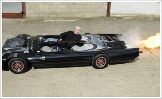 Flatmobile: Το πιο κοντό αυτοκίνητο του κόσμου (19)