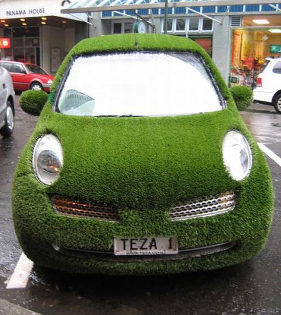 Go Green! (8)