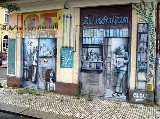 Εντυπωσιακά graffiti μεγάλης κλίμακας (3)