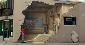 Εντυπωσιακά graffiti μεγάλης κλίμακας