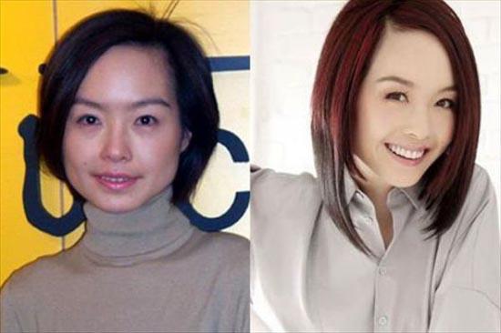 Γυναίκες με / χωρίς μακιγιάζ (1)