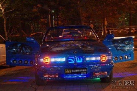 Η πιο «πειραγμένη» BMW ever (1)