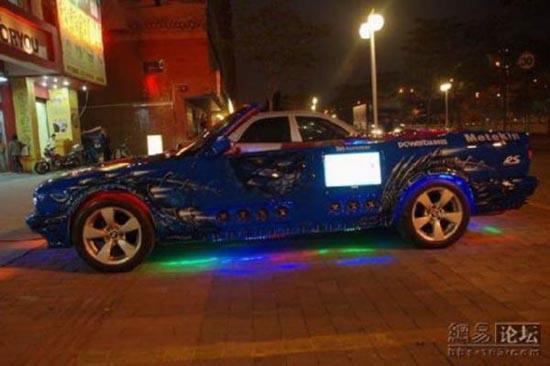 Η πιο «πειραγμένη» BMW ever (3)