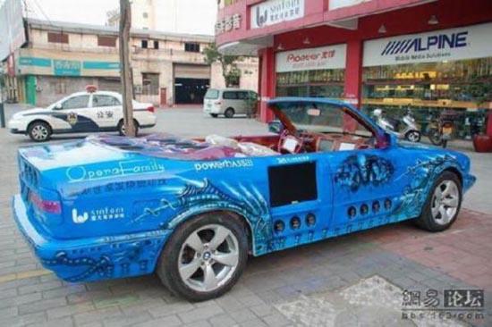 Η πιο «πειραγμένη» BMW ever (5)