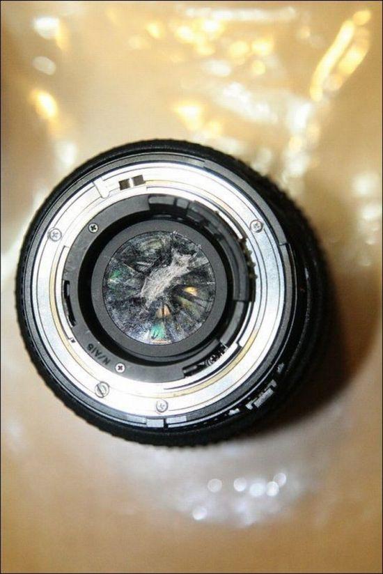 Τον εκδικήθηκε καταστρέφοντας φωτογραφικούς φακούς αξίας $7000 (2)