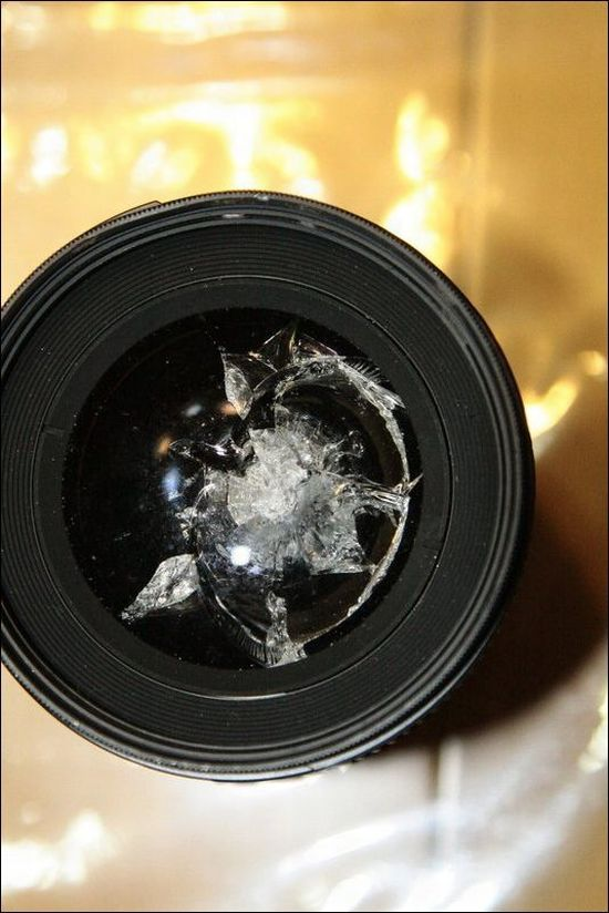 Τον εκδικήθηκε καταστρέφοντας φωτογραφικούς φακούς αξίας $7000 (10)