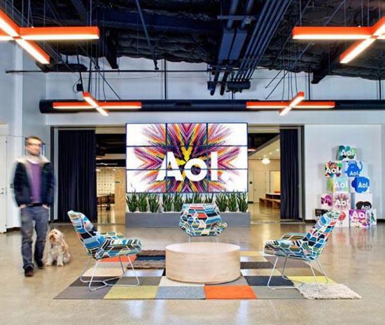 Τα κεντρικά γραφεία της AOL (1)