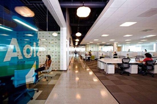 Τα κεντρικά γραφεία της AOL (4)