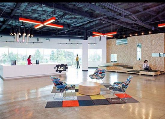 Τα κεντρικά γραφεία της AOL (12)