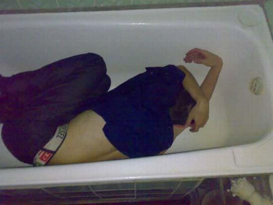 Μεθυσμένοι σε αστείες φωτογραφίες (5)