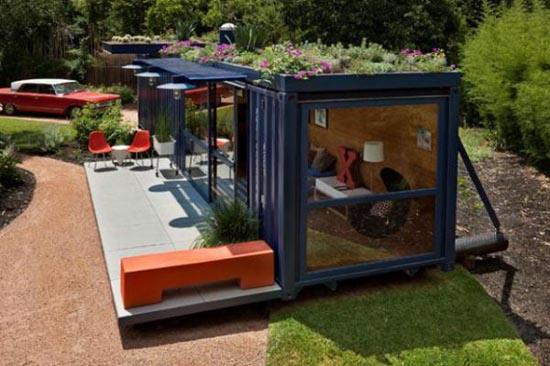 Μοναδικό σπίτι container (2)