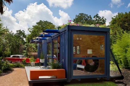 Μοναδικό σπίτι container (5)