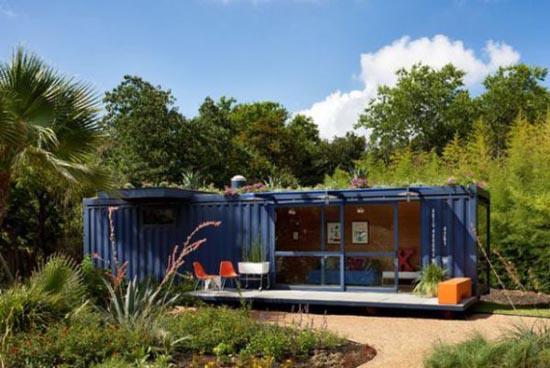 Μοναδικό σπίτι container (7)