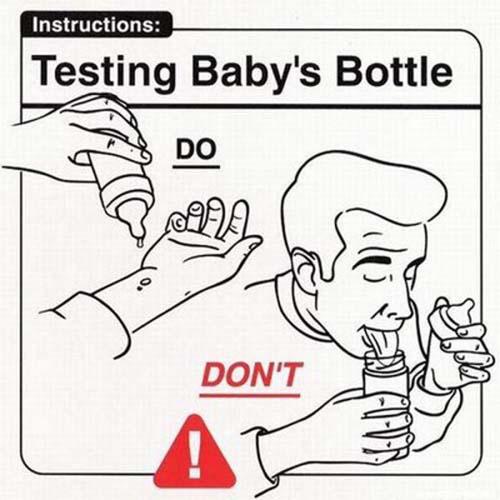 Βασικές οδηγίες για χαζούς νέους μπαμπάδες (25)