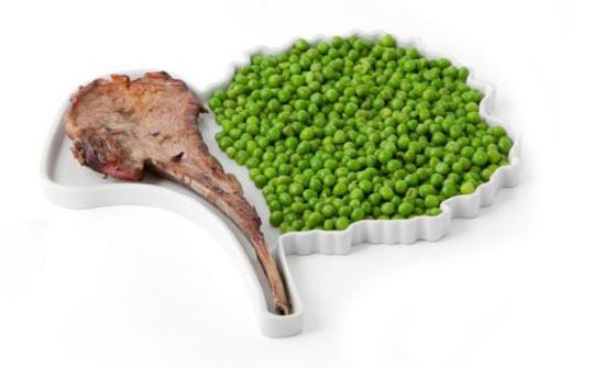 Πιάτα σε παράξενα σχέδια (2)