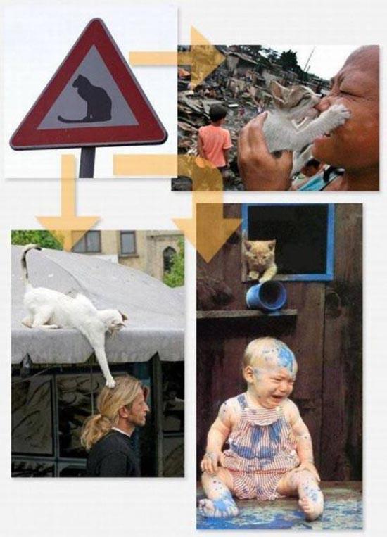 Παράξενες πινακίδες και η φωτογραφική τους ερμηνεία (4)