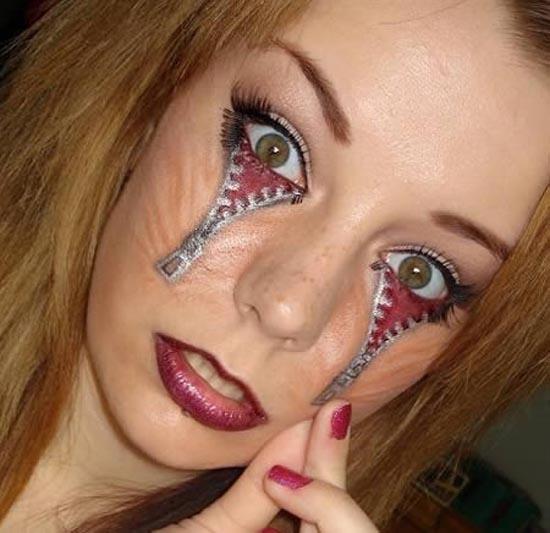 Παράξενες σκιές ματιών (4)