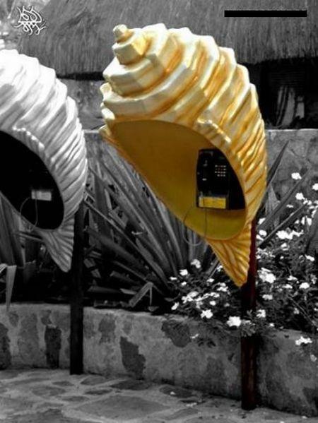 Παράξενοι τηλεφωνικοί θάλαμοι (12)