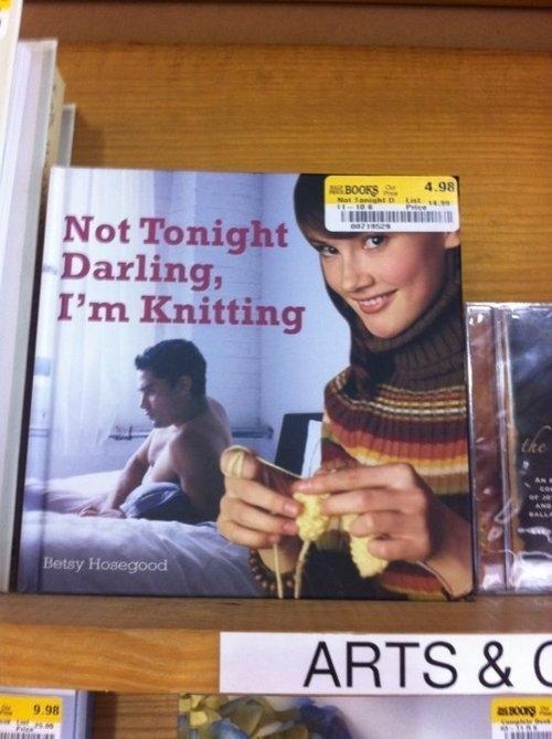 Φωτογραφία της ημέρας: Όχι απόψε αγάπη μου...