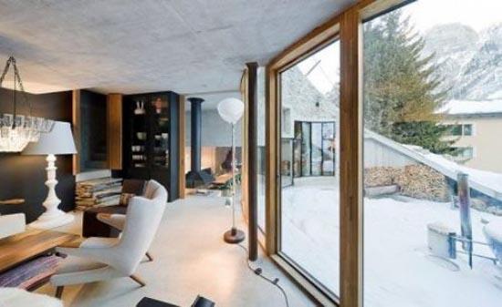 Podgorny: Σπίτι χτισμένο μέσα σε λόφο (16)