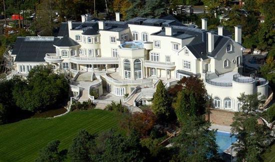 Τα 10 πιο πολυτελή και ακριβά σπίτια στον κόσμο (1)