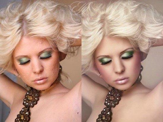 Πριν & μετά το Photoshop (8)