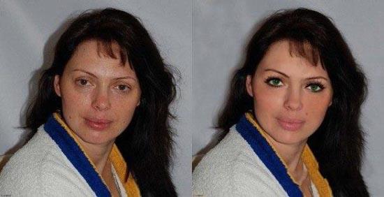 Πριν & μετά το Photoshop (15)
