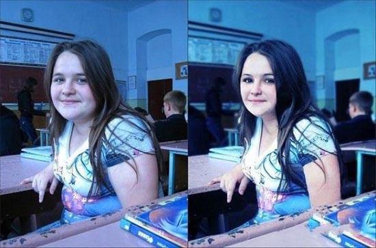 Πριν & μετά το Photoshop (16)